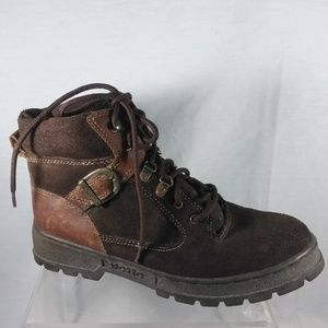 SPORTO Women Brown Size 7.5 Low Hiking Boots